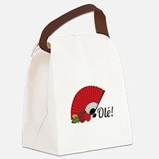 Oli! Canvas Lunch Bag
