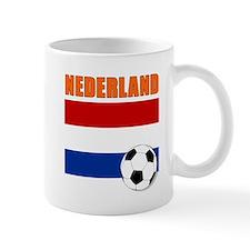 Nederland voetbal soccer Mugs