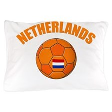 Netherlands soccer Pillow Case