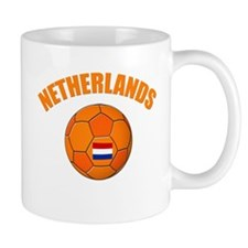 Netherlands soccer Mugs