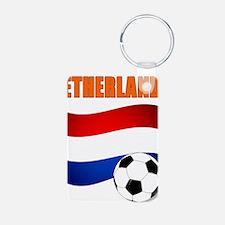 Netherlands soccer Keychains