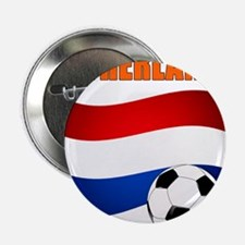 "Netherlands soccer 2.25"" Button (10 pack)"