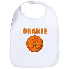 oranje voetbal soccer Bib