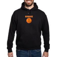 oranje voetbal soccer Hoodie