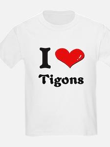 I love tigons T-Shirt