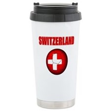 Switzerland soccer Travel Mug
