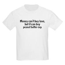 peanut butter cup (money) T-Shirt