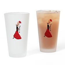 Spain Drinking Glass
