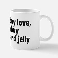 peanut butter and jelly (mone Mug