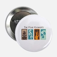 "The Four Elements 2.25"" Button"