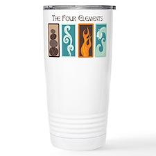 The Four Elements Travel Mug