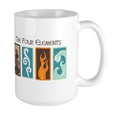 The Four Elements Mugs