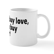 yogurt (money) Mug