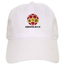 Spain World Cup 2014 Baseball Cap