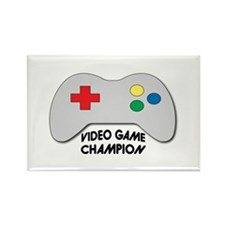 Video Game Champion Magnets