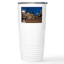 George Square, Glasgow  Travel Mug