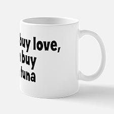 yellowfin tuna (money) Mug