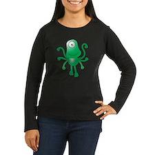Cute green 6 arme T-Shirt