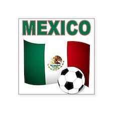 Mexico soccer Sticker