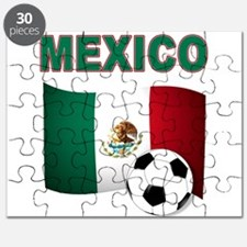 Mexico soccer Puzzle