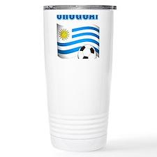 Uruguay soccer futbol Travel Mug