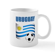 Uruguay soccer futbol Mugs