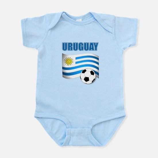 Uruguay soccer futbol Body Suit