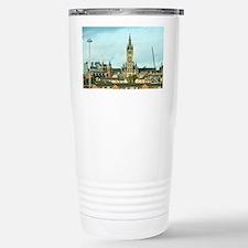 University of Glasgow Stainless Steel Travel Mug