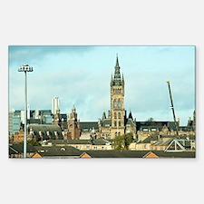 University of Glasgow Decal