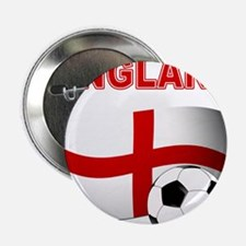 "England Football 2.25"" Button (10 pack)"