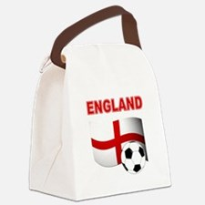 England Football Canvas Lunch Bag