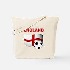 England Football Tote Bag