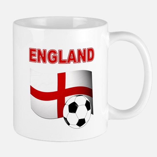 England Football Mugs