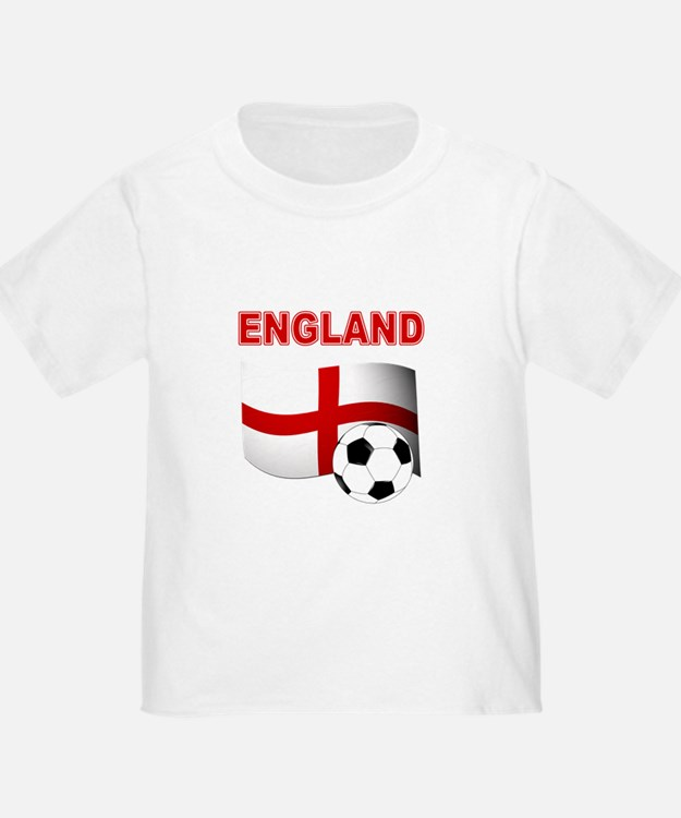 England Soccer Baby Clothes & Gifts