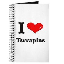 I love terrapins Journal
