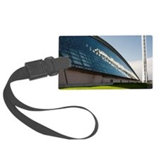 Glascow Science Centre Luggage Tag