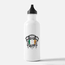 Ireland Soccer Water Bottle