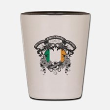 Ireland Soccer Shot Glass
