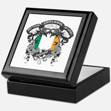 Ireland Soccer Keepsake Box