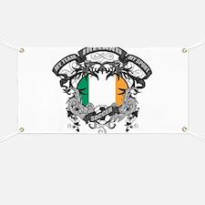 Ireland Soccer Banner