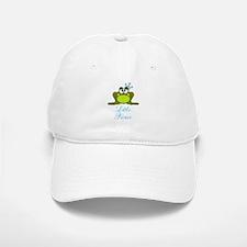 Little Prince Frog Baseball Baseball Baseball Cap