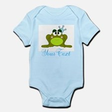 Personalizable Frog Prince Body Suit