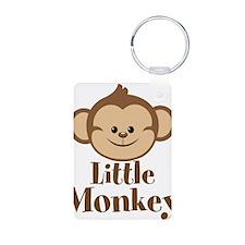 Cute Little Monkey Keychains