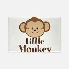 Cute Little Monkey Magnets