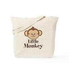 Cute Little Monkey Tote Bag