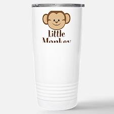 Cute Little Monkey Travel Mug