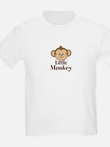 Cute Little Monkey T-Shirt