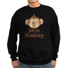 Cute Little Monkey Sweatshirt