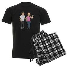 Bobby Alexandra Shyne Pajamas