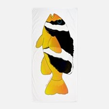 Sebae Anemonefish Beach Towel